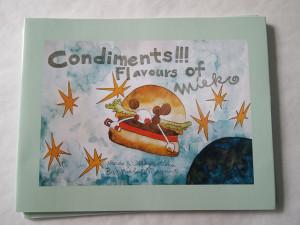 Condiments!!! Flavours of Mieko